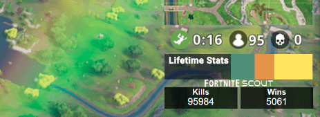 Add Fortnite Scout Stats Tracker to Your Stream